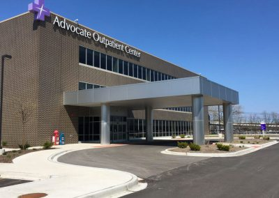 King Sykes Advocate Medical Center